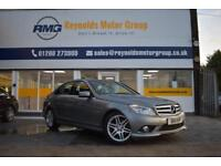 BAD CREDIT CAR FINANCE AVAILABLE Mercedes-Benz C250 2.1TD Blue F Auto