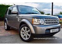 2010 Land Rover Discovery 4 3.0 SD V6 GS 4X4 5dr