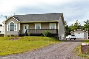 Fully Developed Bungalow In Pouch Cove!