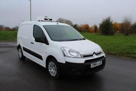 Citroen Berlingo 1.6HDi ( 625 Refridgeerated/ Fridge Enterprise Diesel Van