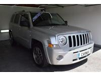 2010 10 Jeep Patriot 2.0CRD Limited + LEATHER +