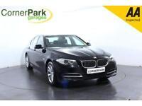2015 BMW 5 SERIES 520D SE SALOON DIESEL