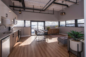 OceanSide Urban Lofts, located in the Heart of Uptown Saint John