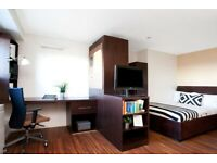 STUDENT ROOM TO RENT IN LEEDS. EN-SUITE AND STUDIO WITH PRIVATE ROOM, BATHROOM AND STUDY SPACE