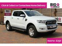 2019 FORD RANGER TDCI 160 LIMITED 4X4 DOUBLE CAB PICK UP DIESEL