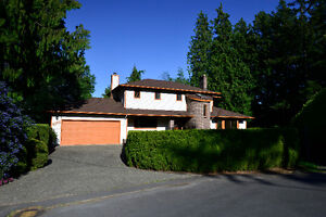 Fantastic House For Rent in Arbutus (Victoria)