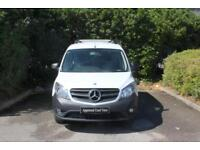 Mercedes-Benz Citan 1.5 CDI ( Eu6 ) Long Crew Van 2016MY 111