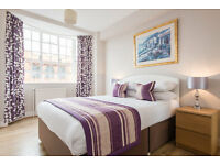*SHORT LETS Serviced 1 Bed in Upmarket Chelsea - All bills inc, maid service, 24 hour security.