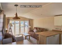 ** Carabuild Highland - 2 Bed Park Home - Billing Aquadrome **