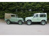2020 Land Rover DEFENDER 90 110 130 LAND ROVER DEFENDERS TDi TD5 TDCi SAME DAY