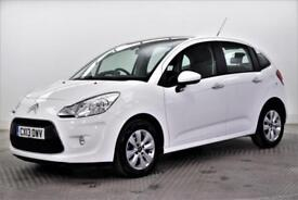2013 Citroen C3 VTR PLUS HDI Diesel white Manual