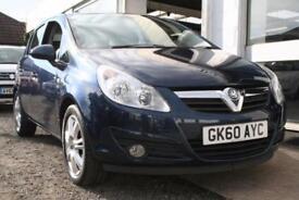 Vauxhall/Opel Corsa 1.2i 16v ( 85ps ) ( a/c ) 2010.5MY SE
