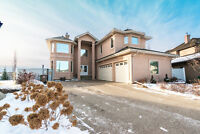 Stunning 5 bedrooms Above Ground on Huge Lot in St. Albert!!