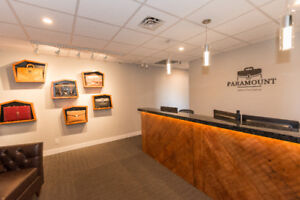 EXECUTIVE OFFICES FOR RENT FURNISHED WITH RECEPTION