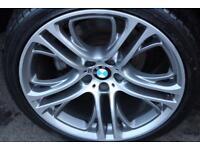 BMW X5 XDRIVE40D M SPORT-SAT NAV-POWER FOLD MIRRORS