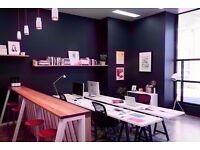 Medium 390sqft Studios w/ Natural Light Ideal for Creative Professional -24/7 Access