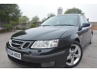 SAAB 9-3 VECTOR SPORT AUTOMATIC 1.8T 4 DOOR*SAT NAV*LEATHER*ALLOYS*