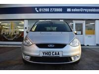2010 10 Ford Galaxy GOOD & BAD CREDIT CAR FINANCE AVAILABLE