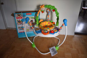 Sauteur Baby exerciser Fisher-Price Go Wild Jumperoo