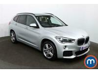 2019 BMW X1 sDrive 20i M Sport 5dr Step Auto Estate Petrol Automatic