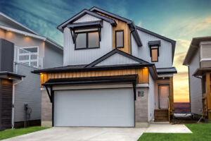 $339,900 for New Home with upgraded features +Double Car Garage!