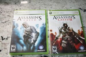 Xbox 360, Assassin's Creed 1&2