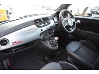 2014 Fiat 500 1.2 S (s/s) 3dr Petrol black Manual