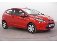 2012 Ford Fiesta EDGE Petrol red Manual