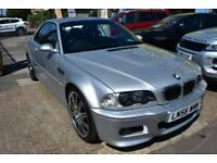 BAD CREDIT CAR FINANCE AVAILABLE 2006 BMW M3 3.2 CONVERTIBLE AUTO PADDLE SHIFT