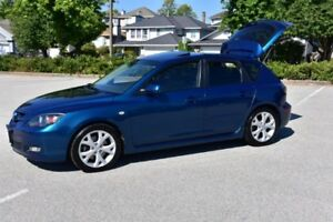 2007 Mazda 3 Sport Hatchback with Full load