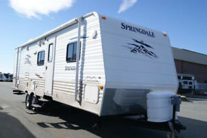 2009 Keystone RV Springdale 276 RBS Travel Trailer