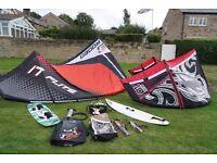 Complete Kite Surf Setup