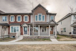 BEAUTIFUL END UNIT TOWNHOME, NO CONDO FEE'S!