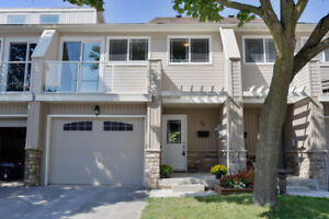 Wow, Wow, Wow!  Stunning Townhome, 1 Block from Lake Simcoe!