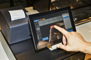 Systeme caisse POS touch screen
