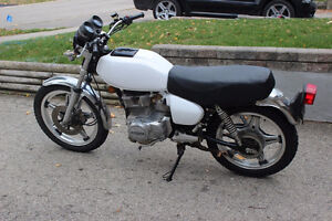 1978 CB400A Hondamatic perfect winter project
