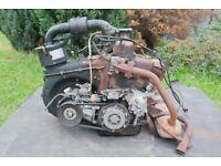FIAT 126P 650 CCM COMPLETE ENGINE