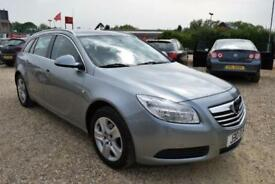 2010 Vauxhall Insignia EXCLUSIV CDTI - 2L DIESEL MANUAL - P/X WELCOME