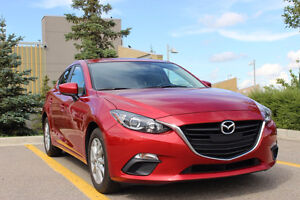 Moving Sale 2014 Mazda 3 GS, No Accident, Under warranty