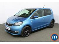 2018 Skoda Citigo 1.0 MPI GreenTech Colour Edition 5dr Hatchback Petrol Manual