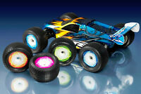 4 rc cars 2 electric and 2 nitro