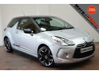 15 Citroen DS3 1.6e-HDi Airdream DStyle Plus-FREE TAX-B.TOOTH-PARK SENSORS
