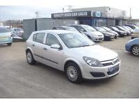 Vauxhall/Opel Astra 1.4i 16v 2004.5MY Life