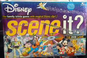 Disney Scene It Kitchener / Waterloo Kitchener Area image 1