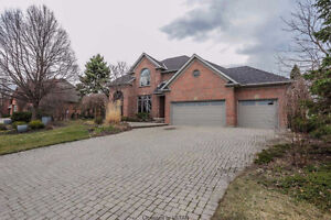 Spectacular 2 storey on almost 1/2 acre!