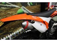 2014 KTM EXC 300 ENDURO BIKE, ROAD REGISTERED