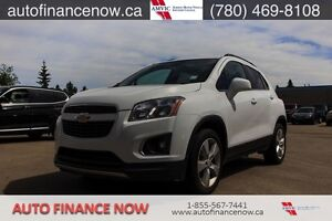 2014 Chevrolet Trax AWD   OWN ME FOR ONLY $115.43 BIWEEKLY!