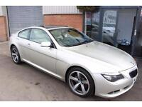 BMW 635d SPORT PAN ROOF