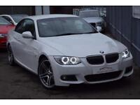 2011 BMW 3 Series 330 Convertible 3.0d 245 M Sport St6 Diesel white Automatic