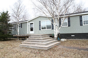 2010 Kent Mini Home: To be moved or land to be rented